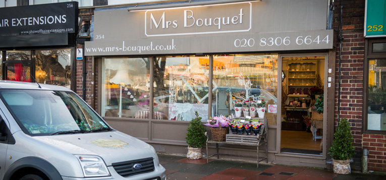 Mrs Bouquet